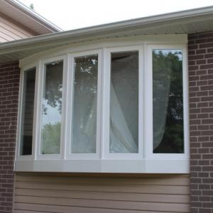 Replaced old windows with new - Aurora
